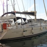 oceanis clipper 343 lady christal