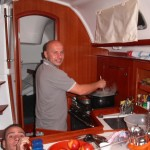 cucina e team buiding